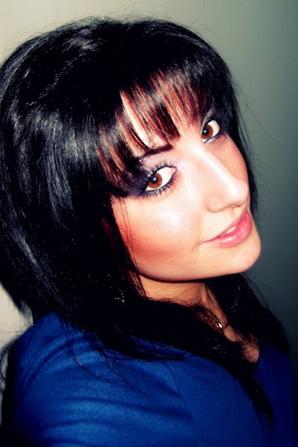 Make up, Hair, Modèle, Photo by me