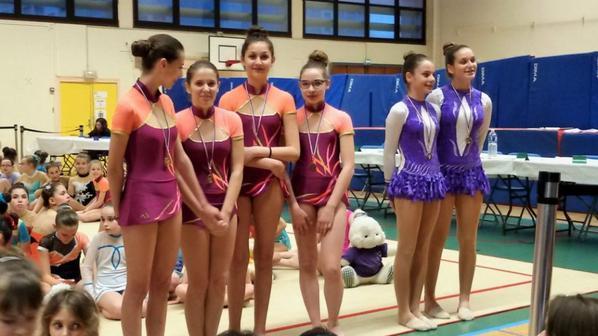 Compétition régionale à Lyon mars 2017