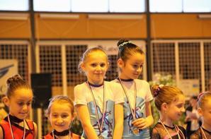 Compétition régionale à Brigais avril 2017