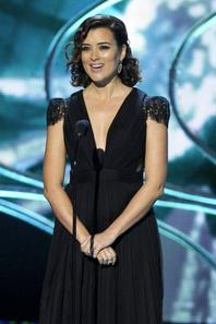 Cote de Pablo at People's Choice Awards