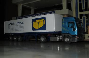 iveco eurotech ACPB reservoirs alu