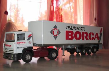 renault & volvo transport borca