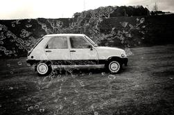 MA RENAULT 5 GTL  de 1982