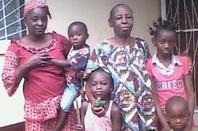 Famille Léontine Irène OKONGO