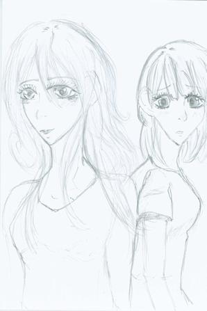 Tiya et Rin