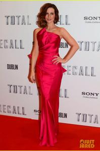 Jessica Biel & Kate Beckinsale: 'Total Recall' Ireland Premiere