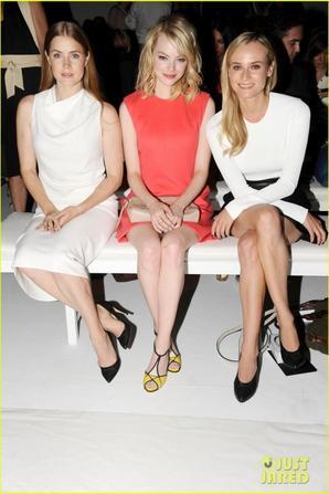 Calvin Klein Fashion Show!