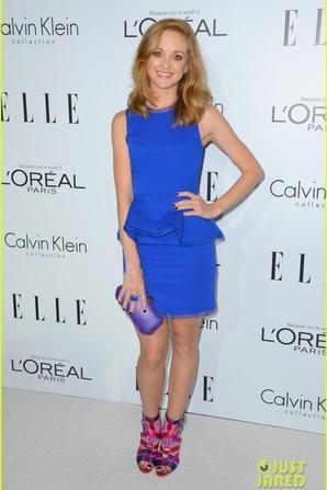 Elle Women in Hollywood 2012