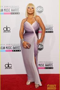 American Music Awards 2012 !!
