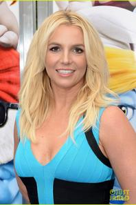 Britney Spears: 'Smurfs 2' Premiere with Sean Preston & Jayden James!