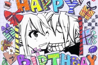 Bon anniversaire ma nono !!!
