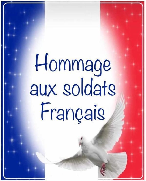 """hommage a nos SOLDATS"""""""""""""""