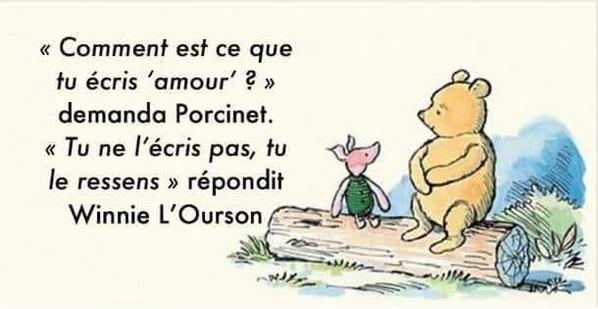 """ce mot""""""""amour''"""