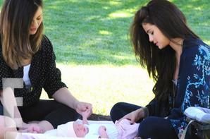 Selena et Gracie: la meilleure des grandes s½ur !