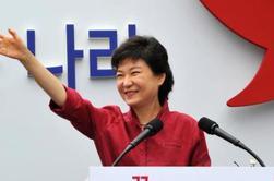 LA CORÉE : La Présidente Coréenne