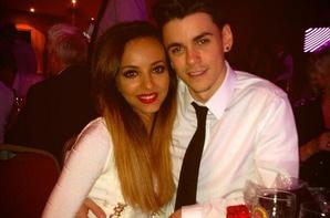 Jade and her boyfriend, Sam at a charity party, 29-06-13 xAx :