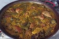 Somos Valencianos Paella valenciana plus Fideuá