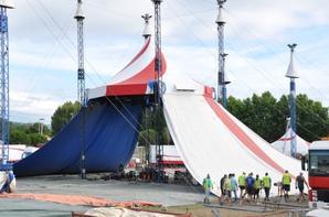 Cirque Arlette gruss actu.
