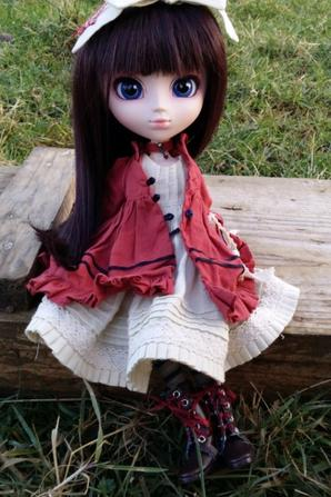séance photos pullip ♥