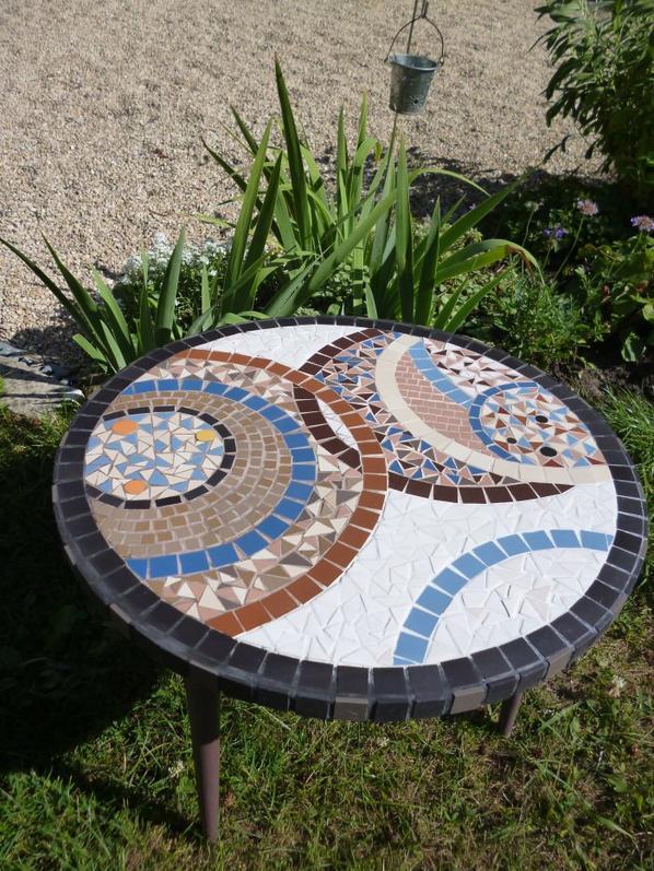- Mosaique en Grés Cérame -