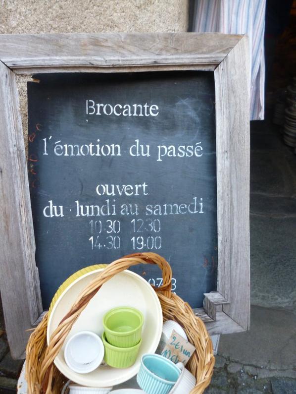 L'EMOTION DU PASSE - CET ETE EN BRETAGNE DANS LES CÔTES D'ARMOR - PAIMPOL -