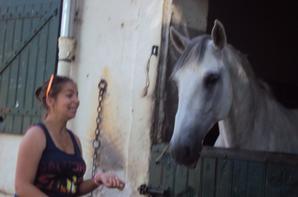 Maëlys et Okapi