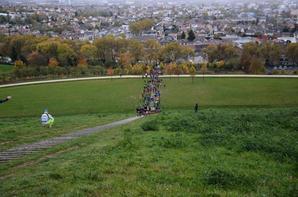 TRAIL DES CHATAIGNES - SANNOIS - 04/11/18