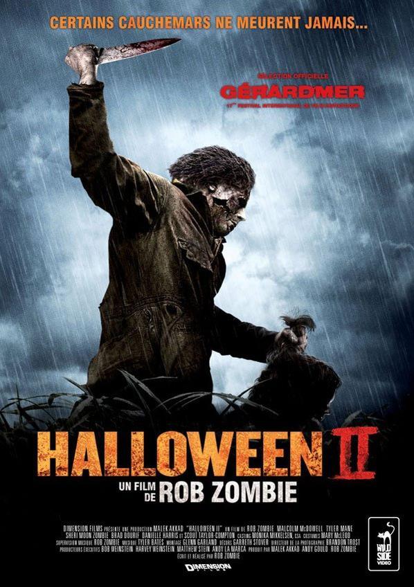 Remakes d'Halloween 1 & 2 par Rob Zombie
