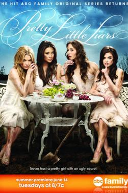 La série la plus intriguante du moment... Pretty Little Liars