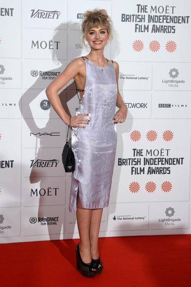 THE BRITISH INDEPEDENT FILM AWARDS 2013