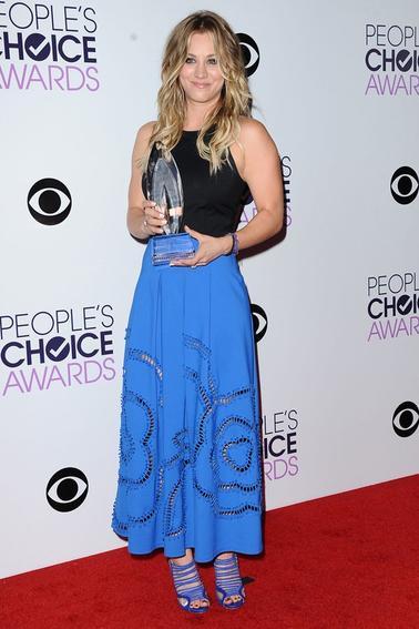 PEOPLE'S CHOICE AWARDS 2014