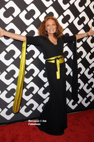 DIANE VON FURSTENBERG'S JOURNEY OF A DRESS EXHIBITION OPENING