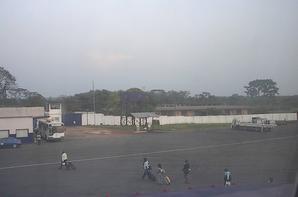 Escale à Monrovia (Liberia)