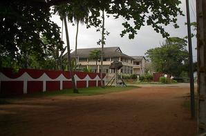 Hôtel la Bassamoise à Grand Bassam
