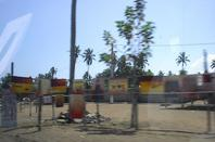 En route vers Assinie (direction le Ghana)