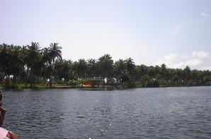 Assinie la lagune