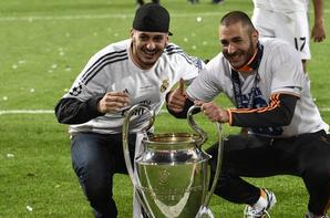 Real Madrid vainqueur de La Ligue des Champions