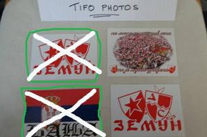 Stickers Serbia
