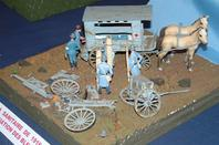 -   -   -   FOIRE DE LA TOUSSAINT 2013 à PATAY   -   -  -            Exposition de DIORAMAS  -  la Guerre de 1914-1918    1er Novembre 2013 à la salle des fêtes de PATAY