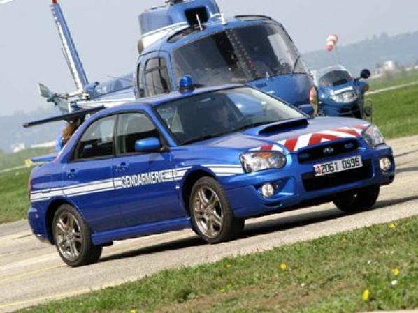 Subaru Des Sources >> Subaru Gendarmerie Tuning - Royaume-du-Tuning