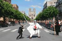 Fêtes johannique de Reims 2013