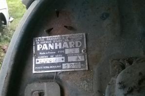 PANHARD la vieille Française !