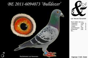 New BULLDOZER *