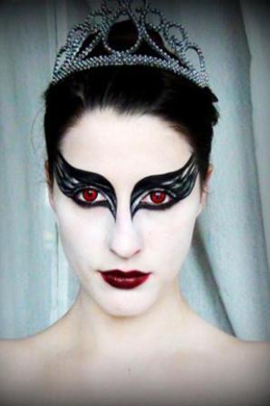 autre maquillage pour halloween 2 pour femme blog de noellie87. Black Bedroom Furniture Sets. Home Design Ideas