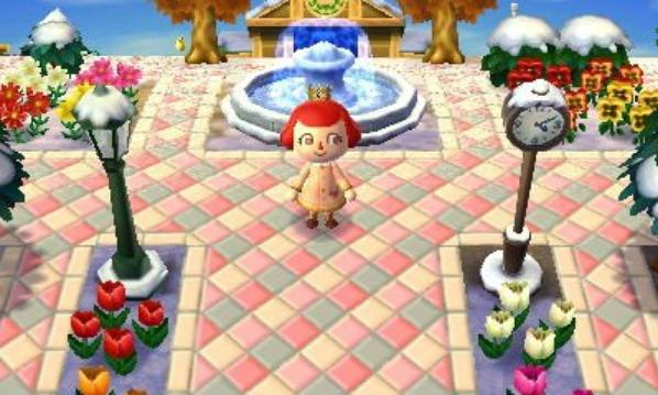 Animal Crossing New Leaf Ville La Plus Belle Du Monde