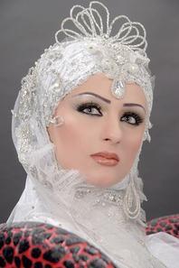 صور للعرائس المحجبات