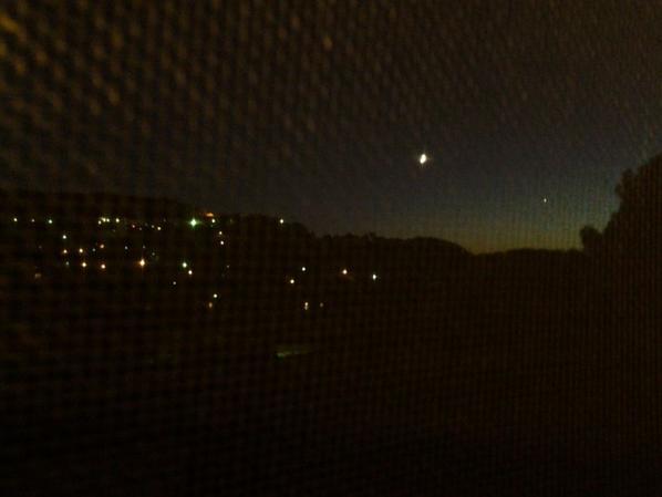 la nuit sous un autre jour.