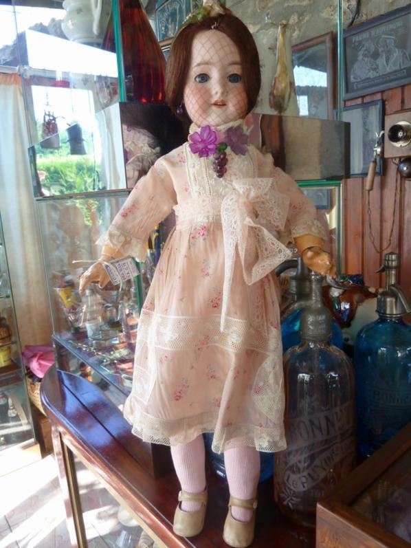 Adoption Au Musée de la poupée a L' Ile S/ Sorgues