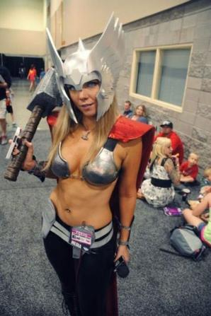 sexy les cosplays