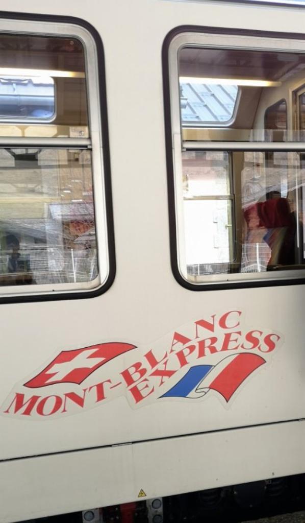 Mont Blanc Express....